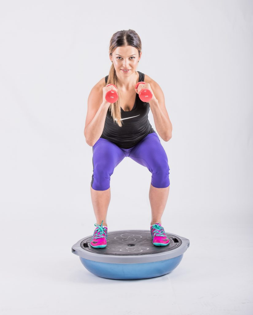 Bosu Ball Ankle Exercises: Healthy Plan By Ann