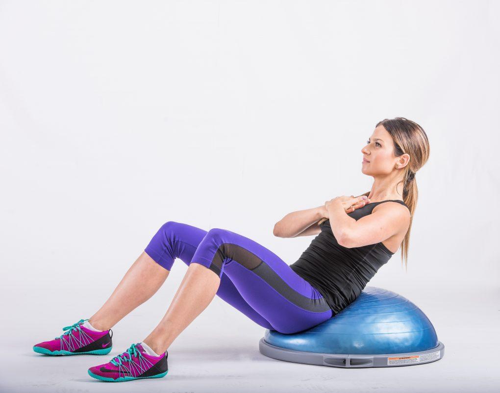 09288d78c93c1d Trening na bosu - Anna Lewandowska - healthy plan by Ann