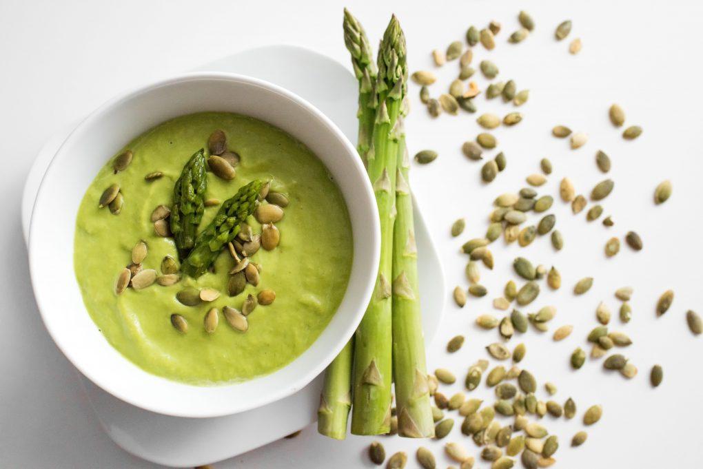 Najprostsza I Najszybsza Zupa Z Zielonych Szparagow Anna