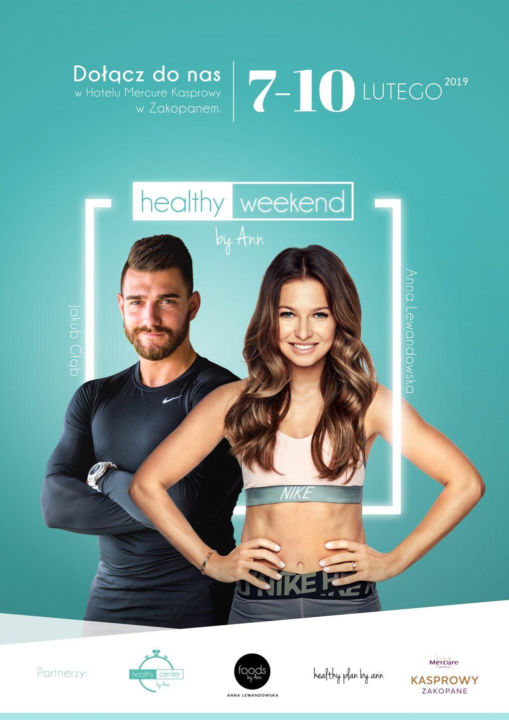 Healthy Weekend W Zakopanem Ruszaja Zapisy Anna Lewandowska